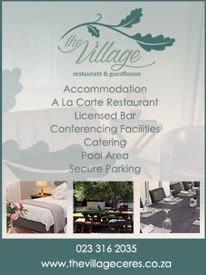 <h3>The Village Restaurant & Guesthouse</h3>