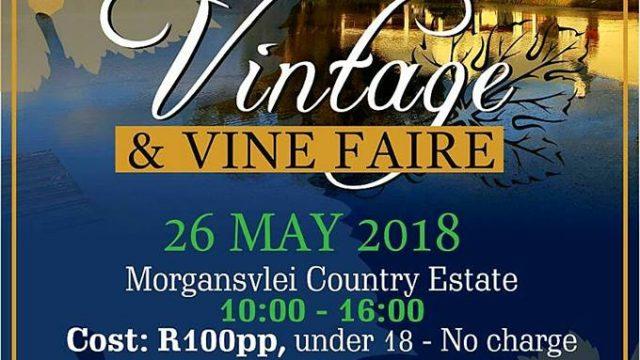 Vintage & Vine Faire