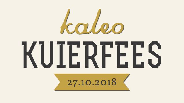 Kaleo Kuierfees
