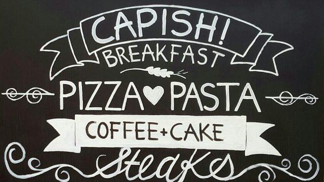 Capish! Pizza & Pasta