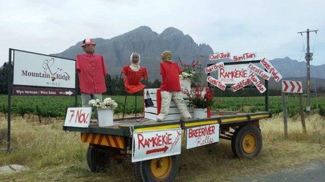 Ramkiekie Farmer's Market – Soetes en Sop