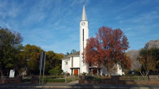 United Reformed Church Ceres Thanksgiving Bazaar