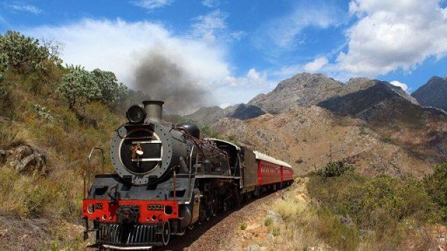 Steam Train Challenge 2019