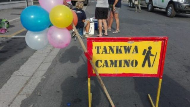 Tankwa Camino Hikers arrive in Ceres