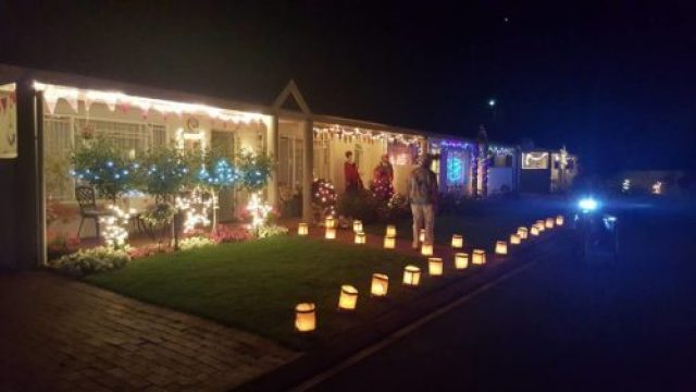 Gydosig Christmas Lights Festival