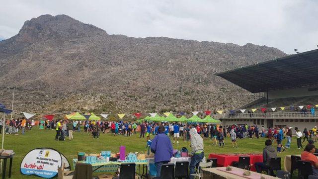 Michell's Pass Half Marathon & Food/Craft Market