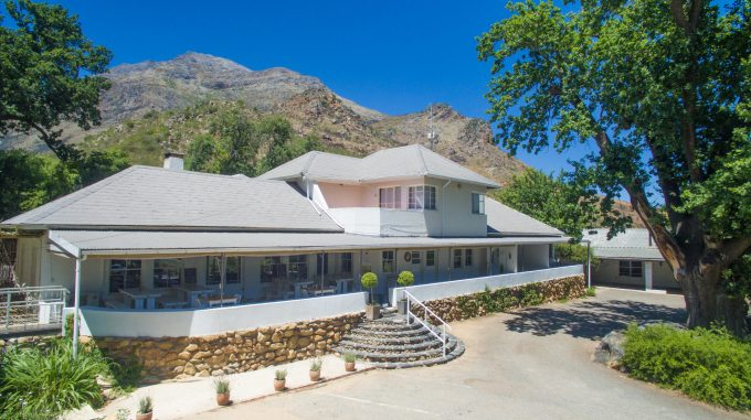 Winterberg Mountain Inn